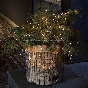 Led Weihnachtsbeleuchtung Außen : led lichterkette batteriebetrieben f r aussen warm wei lichterkette mit batterie f r au en ~ A.2002-acura-tl-radio.info Haus und Dekorationen