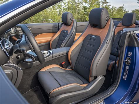 18 gls vehicles in stock. 2021 Mercedes-AMG E 53 4MATIC+ Cabriolet - Interior, Front Seats | Wallpaper #94 | 1600x1200
