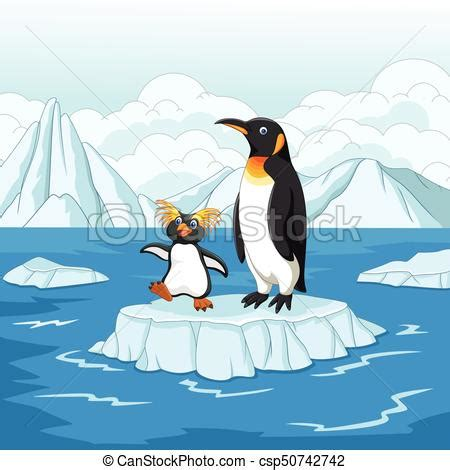 Penguin On-Ice Playing