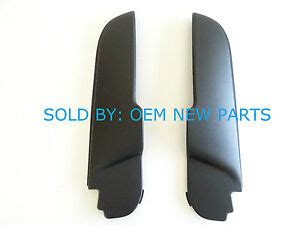 oem factory   ford mustang convertible boot side plastic cover panels ebay