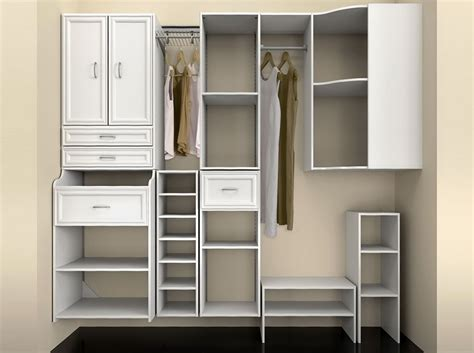 Instructions For A Base 9 Cube Closetmaid Closet Organizer