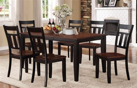 Westport Extendable Dining Room Set From Homelegance