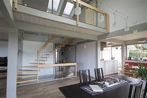 Wohnen Im Fachwerkhaus : galerie modernes fachwerkhaus bei dresden ~ Markanthonyermac.com Haus und Dekorationen