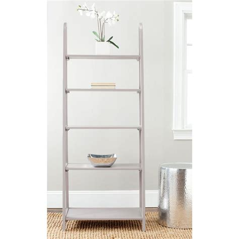 Etagere Shelf by Safavieh Albert Etagere 5 Shelves Storage Unit Amh6544c