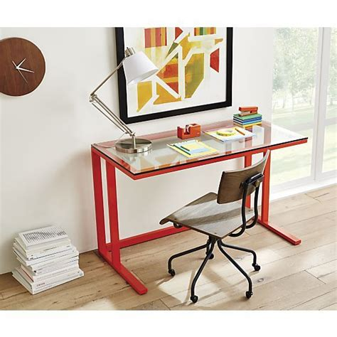 marco 42 quot desk do more modern desk and colors