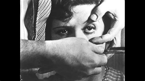 chien andalou un andalusian dog bunuel luis 1929 dali salvador film eye films moon movie surrealist el chein perro andaluz