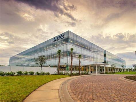 Hertz Corporation's Global Headquarters and Parking Garage