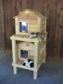 cat homes 20 townhouse cat house cat houses blythe wood works