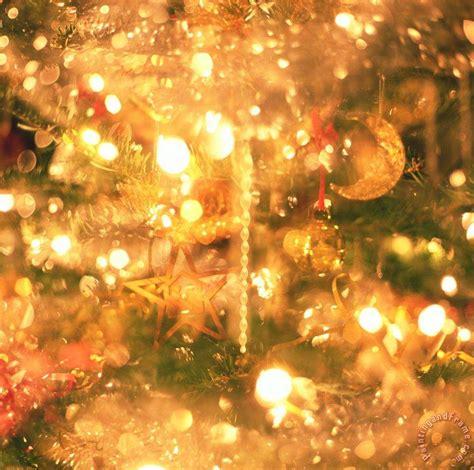 robert hallmann christmas lights painting christmas
