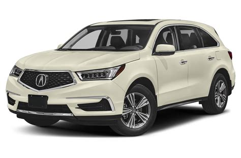 2019 Acura Suv by New 2019 Acura Mdx Price Photos Reviews Safety