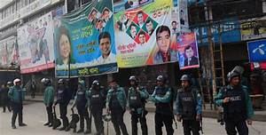 Bangladesh general election: Security tightened in Dhaka ...