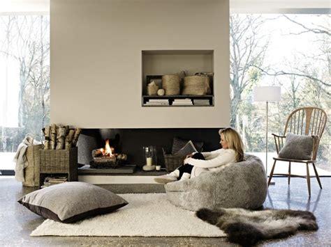 recouvrir canape déco cocooning 35 idées pour un salon cosy et chaleureux