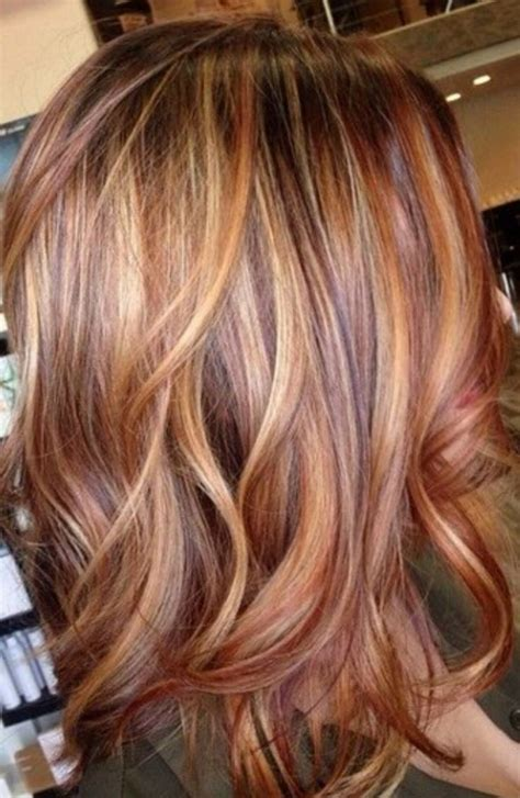 25 Best Ideas About Auburn Blonde Hair On Pinterest