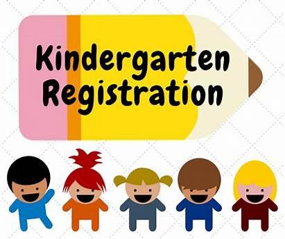 Registration Kindergarten Clipart Communication Children Clip Elementary