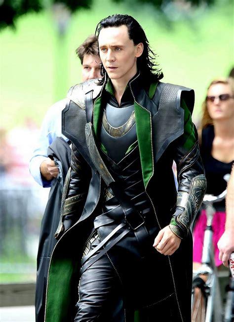 Tom Hiddleston As Loki The Avengers New York 292011