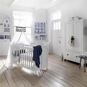 Decoration Chambre Style Marin : d co chambre b b le voilage et le ciel de lit magiques ~ Zukunftsfamilie.com Idées de Décoration