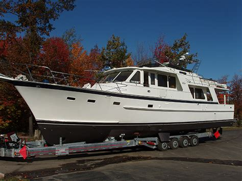 Boat Storage Rates by In Charlevoix Bergmann Marine S Service Department