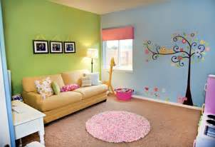 Kids Playroom Paint Ideas by Perfect Kid S Playroom Design With Splashes Of Color