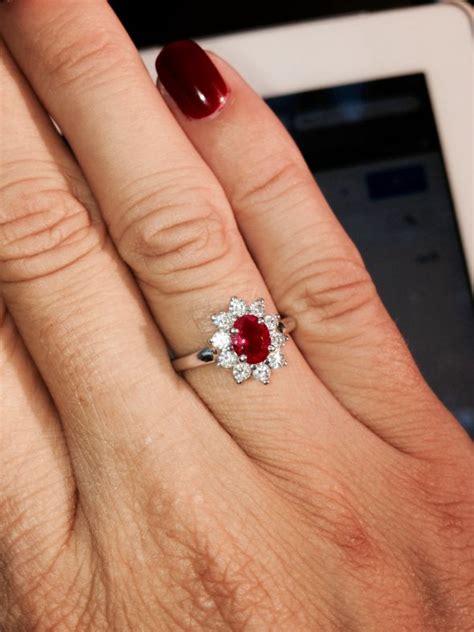show me rings tiny fingers weddingbee