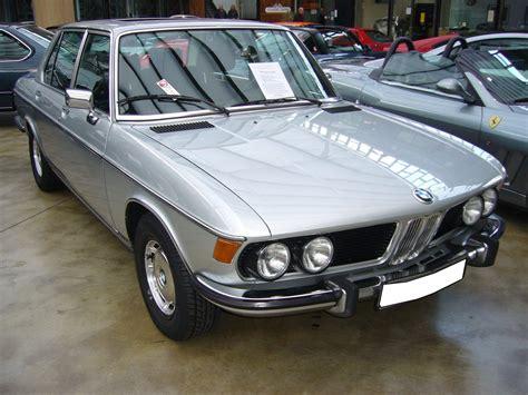 si鑒e bmw bmw e3 3 0 si 1971 1977 die baureihe e3 wurde bereits 1968 vorgestellt ab 1971 konnte der e3 au fahrzeugbilder de