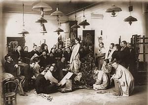LES BEAUX ARTS au XIXè siècle