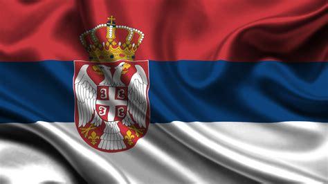 Zastava i grb Srbije - Serbian flag & coat of arms