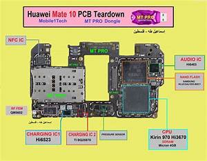 Huawei Mate 10 Pcb Teardown