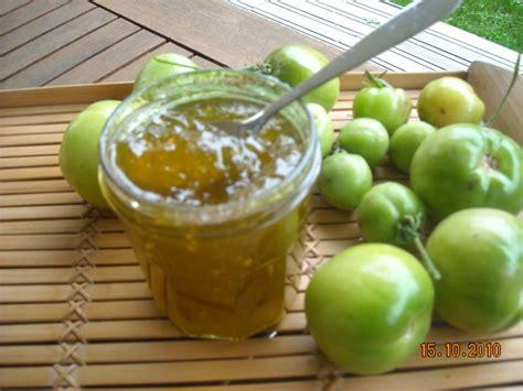 cuisiner des tomates vertes 28 images confiture de