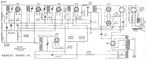 crosley engine diagram wiring library