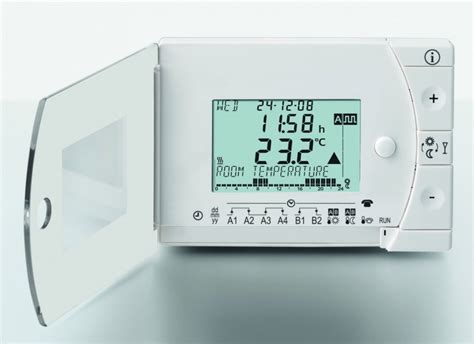 siemens rev  hour programmable room thermostat