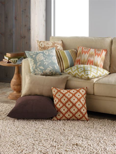 Sofa Pillows Contemporary by Throw Pillows Galore Homedecor Kohls Home Style