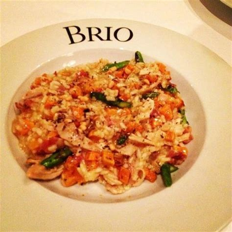 cuisine brio potato chicken risotto picture of brio tuscan