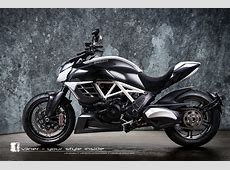 Insane OneOff Ducati Diavel AMG by Vilner autoevolution
