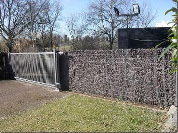 Muri Rivestiti In Legno by Costruire Con I Gabbioni