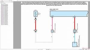Toyota Rav4 10-2015 2 5l Wiring Diagrams