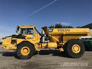 Volvo 4x4 : used volvo a 25 c 4x4 articulated dump truck adt year 2001 for sale mascus usa ~ Gottalentnigeria.com Avis de Voitures
