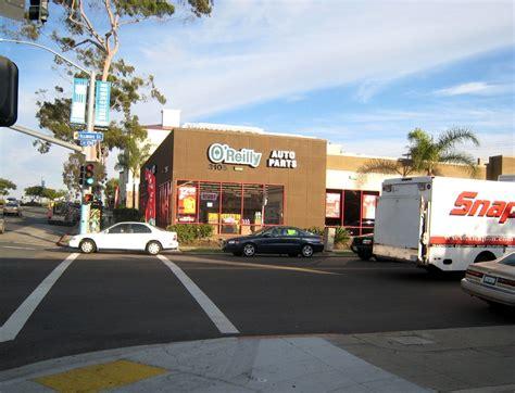 Kitchenaid Parts San Diego by 3105 El Cajon Blvd San Diego Ca O Reilly Auto Parts