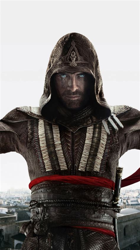 Assassin's creed is arguably better made (and certainly better cast) than most video game adaptations; 1080x1920 Assassins Creed Movie 4k Iphone 7,6s,6 Plus, Pixel xl ,One Plus 3,3t,5 HD 4k ...