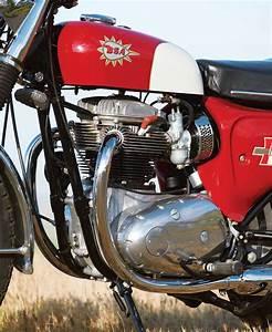 Hot Rod  Bsa Spitfire Mark Iii - Classic British Motorcycles