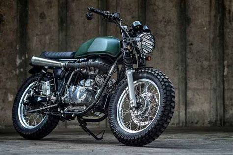 Benelli Leoncino 4k Wallpapers by Meet The Royal Enfield Continental Gt Scrambler