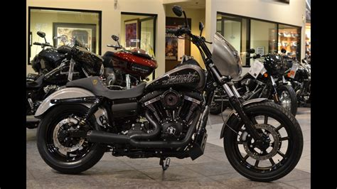 Harley-davidson Dyna Low Rider & Low Rider S Custom Builds