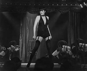 Minnelli On Cabaret Stage: American actress Liza Minnelli ...