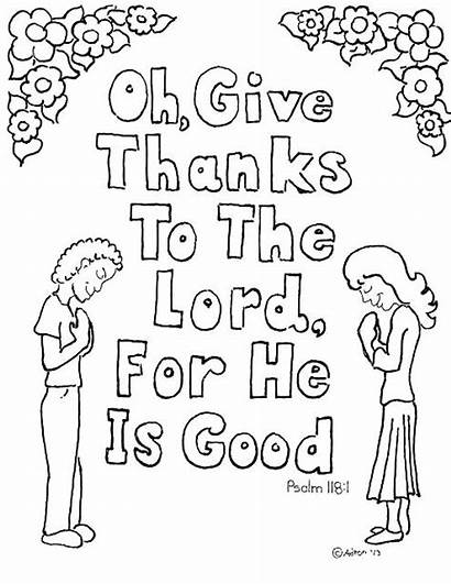Coloring Psalm Psalms Pages Printable Getcolorings Getdrawings