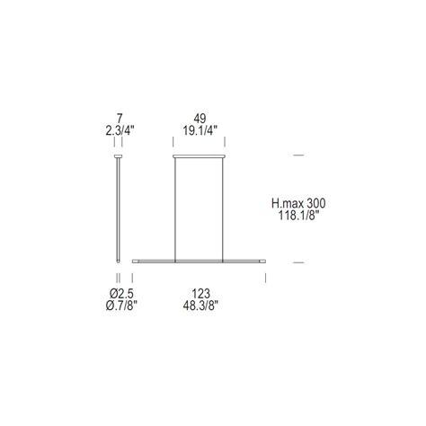 si鑒e de table 360 leucos volta le suspension réglable à 360 avec touch dimmer