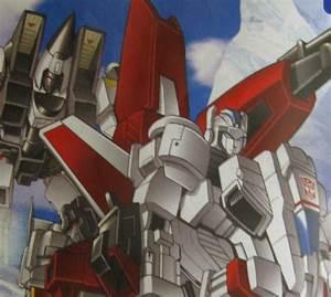 Henkei Skyfire & Ramjet Comic Book Images - Transformers ...