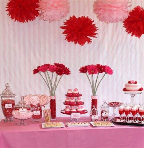 Decorating Ideas Valentines Day by 70 Adorably Interior Valentines Day Decor Ideas