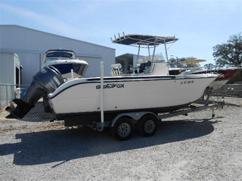 Sea Fox Boats Prices by Sea Fox Boats For Sale 15 Boats
