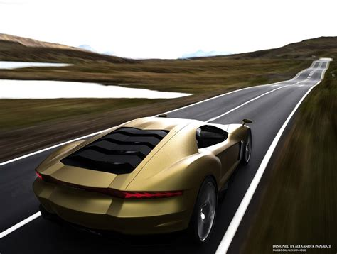 What Do You Say About This Lamborghini Supercar Design