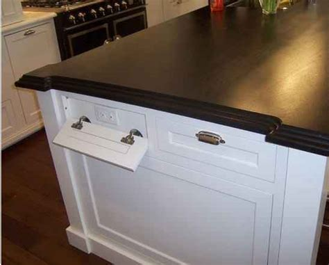kitchen island power 33 insanely clever upgrades to to your home hide