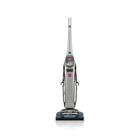 hoover floor scrubbers home use hoover 174 floormate cordless floor cleaner 7799874 hsn